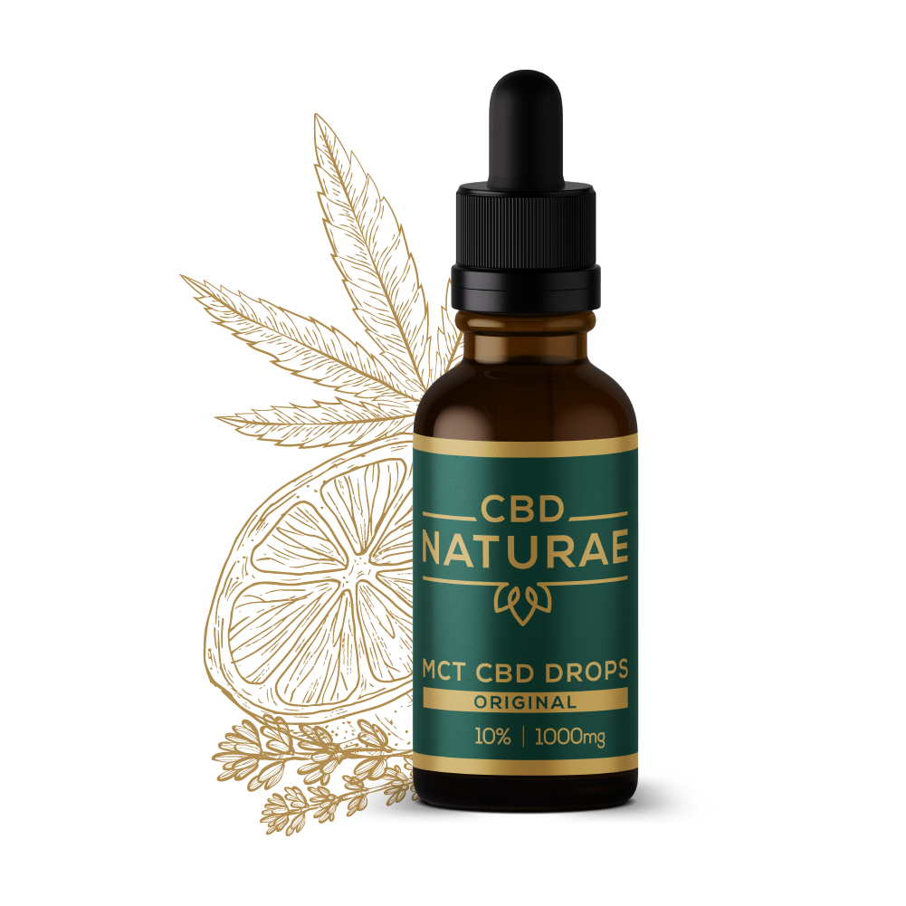 CBD HEMP OIL 10% ORIGINAL